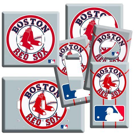 boston sox home decor boston sox mlb baseball league 444