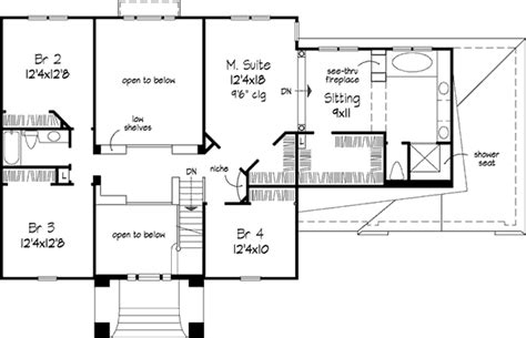 the simpsons floor plan the 1234 4 bedrooms and 2 baths the house designers