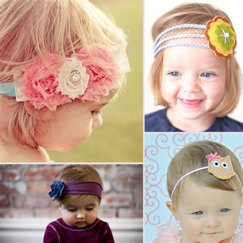 Handmade Baby Headbands - headbands for baby popsugar