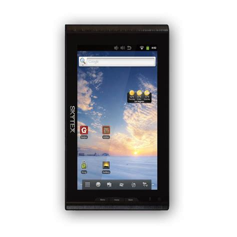 Tablet Android 3 Jutaan skytex skypad alpha 7 quot cortex a8 android 2 3 powered tablet the tech journal