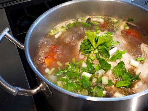 Cap Ikan Paus Miesoa Rasa Ayam Bawang sup ayam resepi gaya malaysia yang enak berkhasiat dan menenangkan hati butterkicap