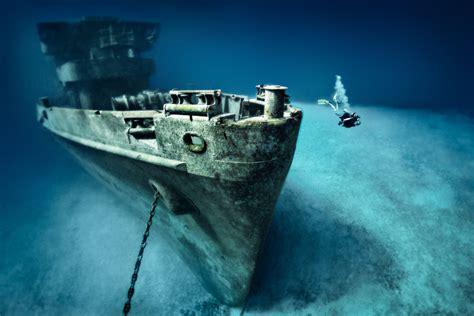 imagenes impresionantes del oceano los barcos hundidos m 225 s impresionantes del mundo