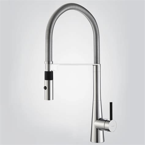 Pro Style Kitchen Faucet Commercial Style Kitchen Faucet For Residential Pro