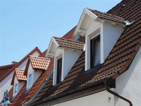 dormer windows free photo dormer windows roof house home free image