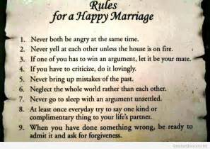 Rules marriage happy relationship jpg