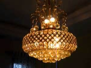 Modern Dining Room Lights by Moving Lights Chandelier Jhumar P1030571 Mov Youtube