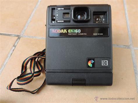 camaras antiguas instantaneas camara instantaneas kodak ek160 o colorbust 50 comprar