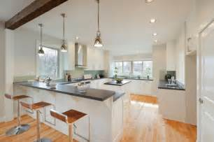 Kitchen Countertops Without Backsplash 36 Inspiring Kitchens With White Cabinets And Dark Granite