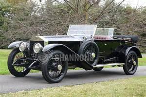 Rolls Royce 1920 For Sale 1920 Rolls Royce Set To In Shannons Winter Classic