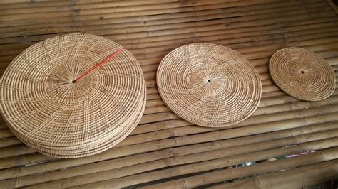 Table Plate Mats by Rattan Table Mat Buy Restaurant Table Mats Table Plate