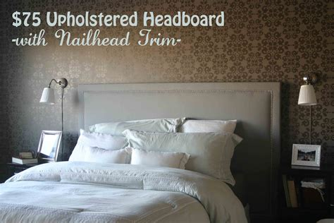 how to make your own headboard and footboard wingback headboard king diy image of tufted king wingback