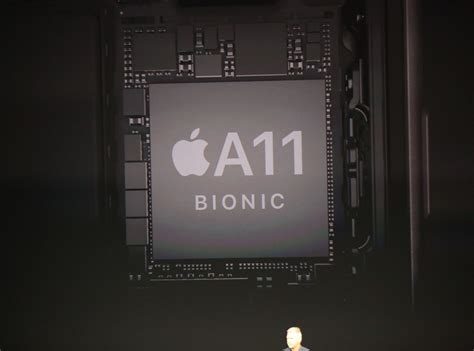 transistor mac apple a11 bionic chip has 6 cores 4 billion transistors and 70 faster multi thread workloads
