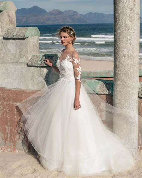 10 Best 2017 Beach Wedding Dresses I have Seen