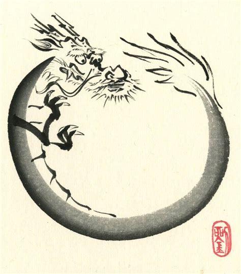oriental circle tattoo mandala madness a collection of zen enso art