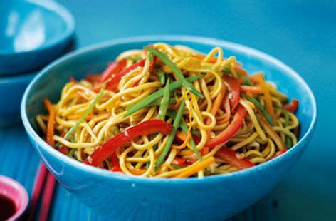 seven vegetables new year ken hom vegetable chow mein recipe ken hom new year s