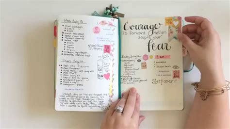 make every day a weekly planner for creative thinkers with techniques exercises reminders and 500 stickers to do books how i use the bullet journal system
