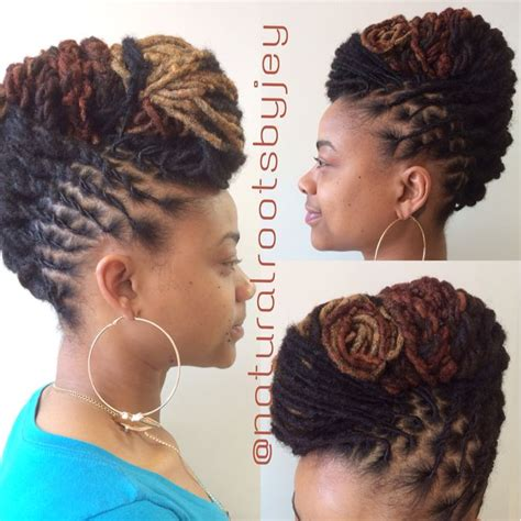 Pin Up Hairstyles For Dreads by Pin Up Hairstyles For Dreadlocks 1436 Best Loc Styles