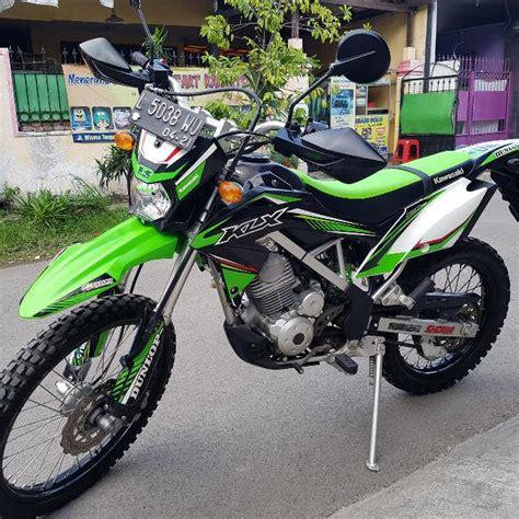 Kawasaki Klx Bf harga jual kawasaki klx bf se kredit motor kawasaki klx