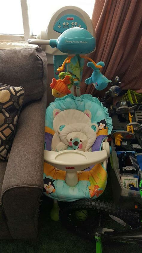 fisher price precious planet cradle swing fisher price precious planet open top cradle swing for