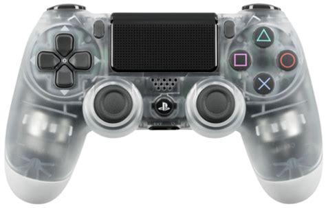 Gamepad Avan Getar Transparan Single sony dualshock 4 wireless controller playstation 4 ps4 translucent v2 sony
