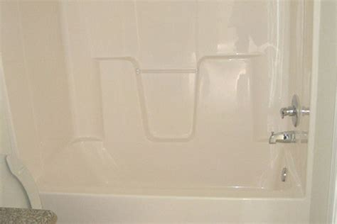 one piece bathtub with surround a one piece acrylic tub and surround would need to be done