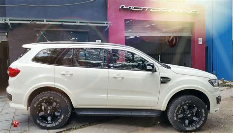 Grill Model Raptor Grand Fortuner ford endeavour tastefully modified by motormind autodevot