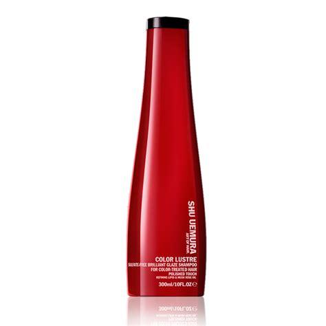 ultra glaze for hair color lustre sulfate free shoo shu uemura art of hair 174