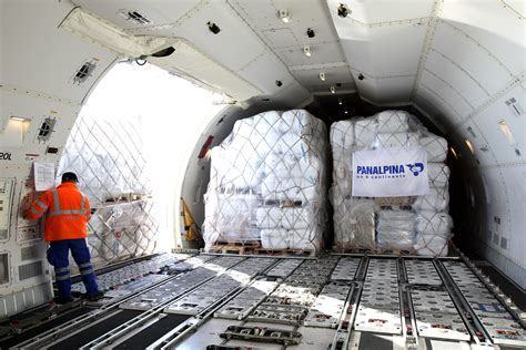 panalpina flies unicef relief to the central republic