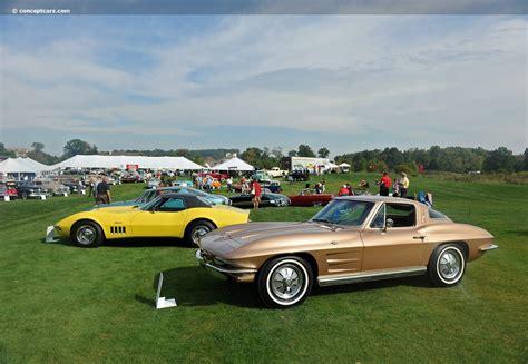 1964 chevrolet corvette c2 stingray sting series