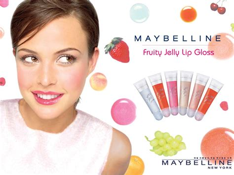 Makeup Maybelline designer makeup maybelline fruity jelly lip gloss
