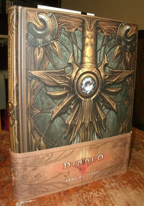 diablo iii book of 1608872793 diablo 3 book of tyrael now available