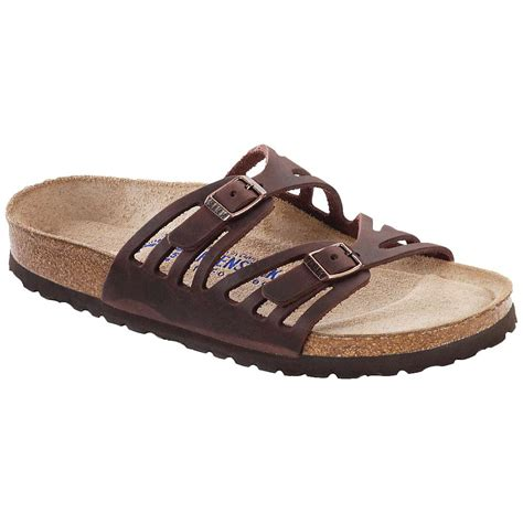 sandals womens birkenstock s granada soft footbed sandal moosejaw