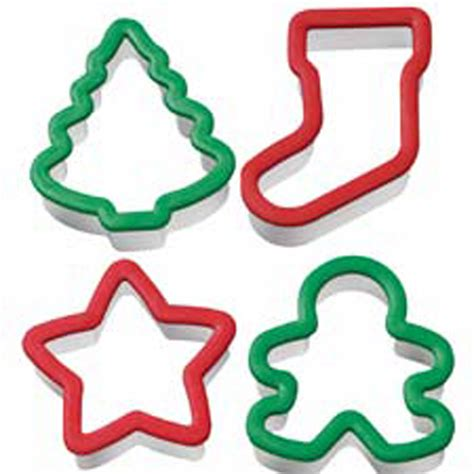 wilton cookie cutters wilton 4 grippy cookie cutter