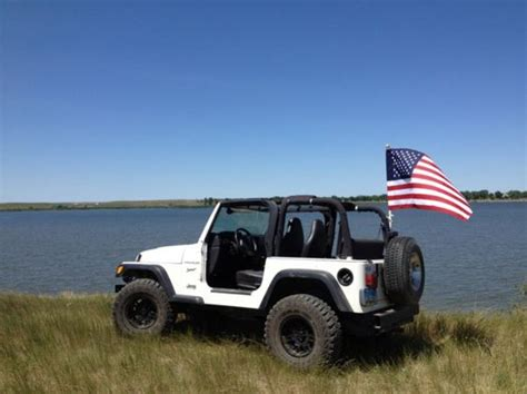 American Flag Jeep American Flag On Jeep Your Jeep American Flag Your