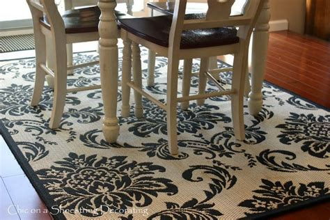 kitchen table alternatives indoor outdoor rug under kitchen table a great
