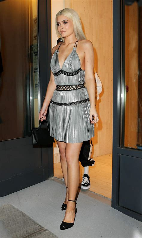 new york fashion week september 10 kylie jenner alexander wang show new york fashion week