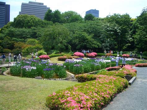 Imperial Garden East by Panoramio Photo Of Imperial Palace Gardens East