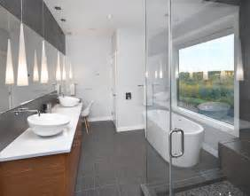 Baths With Shower Screens ensuite contemporary bathroom edmonton by habitat