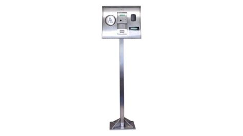 Chase Security Systems Access Control Pedestal