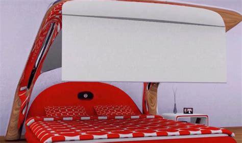 bed turns   cinema   inyx bed advert