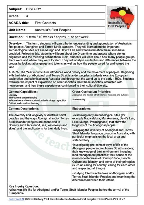 lesson plan template australia 294 best images about australian curriculum on