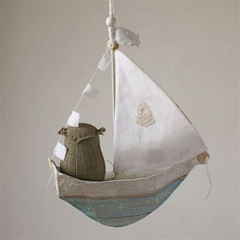 How To Make A Paper Mache Boat - paper mache ships wood handmade