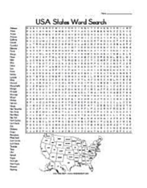 Usa Search Age A To Z Stuff State Facts For Children