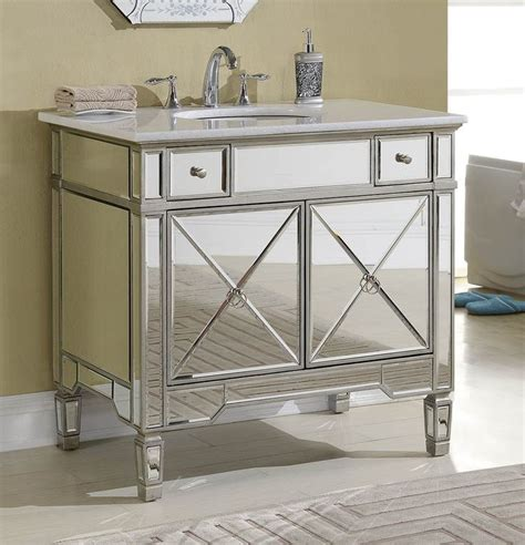 mirrored bathroom vanity cabinet 1000 images about mirrored bathroom vanities on