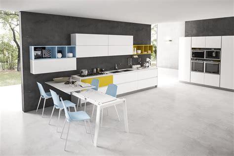 tavoli penisola tavolo penisola allungabile per cucine moderne idfdesign
