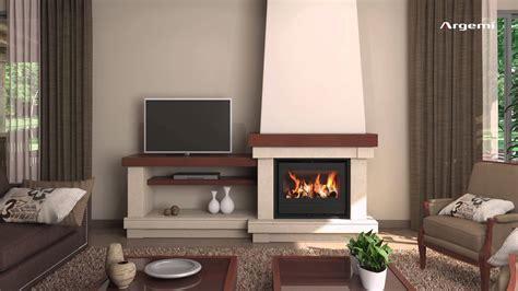 imagenes chimeneas minimalistas dise 241 o de chimeneas modernas con recuperadores de calor