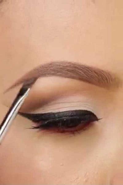 tutorial bentuk alis untuk wajah bulat cara merias bentuk alis untuk wajah bulat cambon