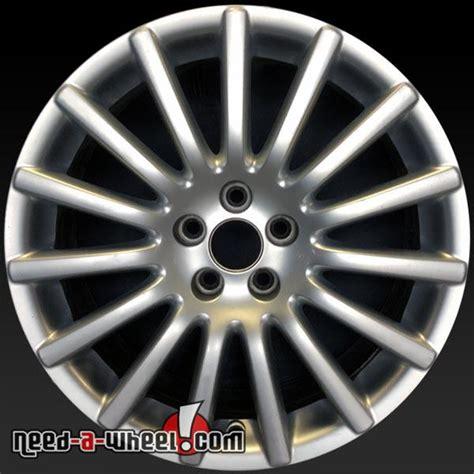 Volkswagen Wheels Oem by 17 Quot Volkswagen Vw Golf Wheels Oem 2004 2007 Silver Rims 69805
