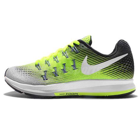 wmns nike air zoom pegasus 33 green grey running shoes sneakers 831356 007 ebay