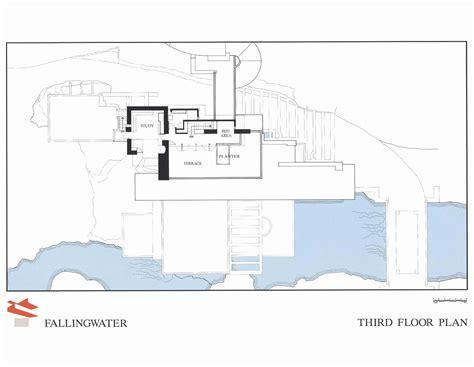 falling water house plan escortsea fallingwater house plans and section escortsea